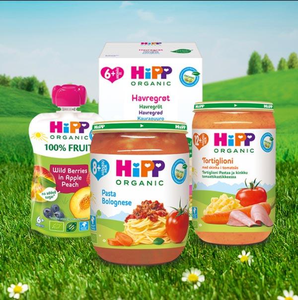 JHiPP luomuruoka on sijoitus tulevaisuuteen