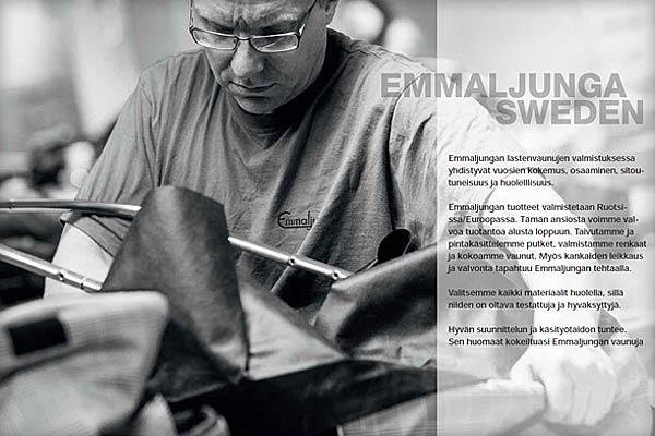 Emmaljunga 2014 esite suomeksi