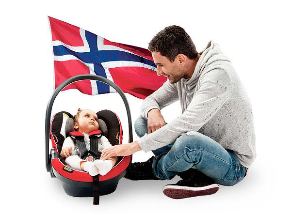 BeSafe on Norjalainen perinteikäs turvaistuin ja -välinevalmistaja, joka todella tuntee pohjolan vaatimukset.