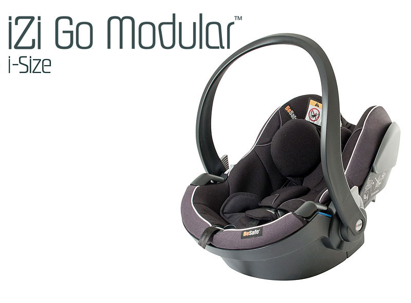BeSafe i-Size Modular vauvankaukalo