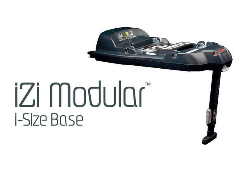 BeSafe i-Size Modular Base (tarvitaan iZi Go Modularin ja iZi Modularin kanssa)