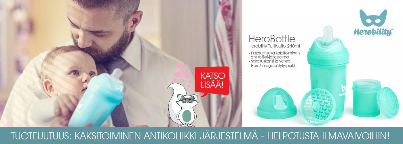Odotettu uutuussarja HEROBILITY on rantautunut suomeen, tutustu, lue ja ihastu >>