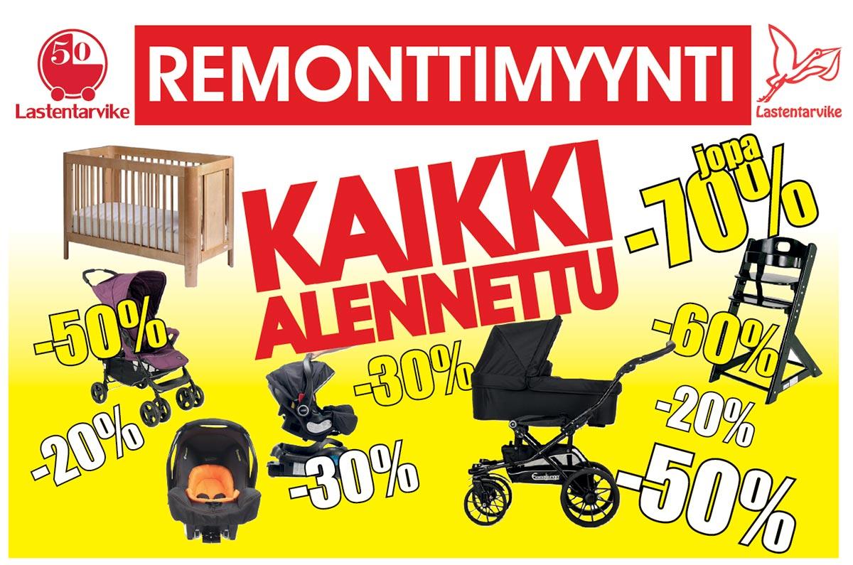 Lastentarvike Oulu