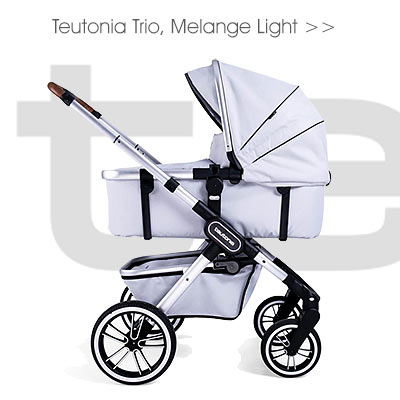 Teutonia Trio, Melange Light