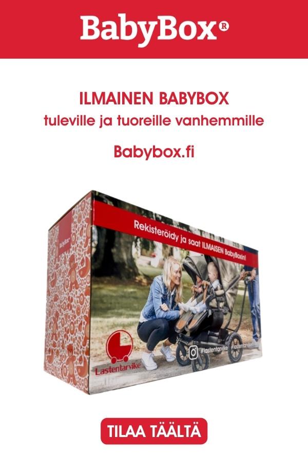 Babybox - lahja odottavalle äidille