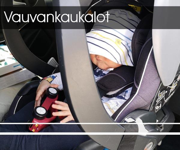 Lastentarvikkeesta monipuolinen ja laadukas vauvankaukalovalikoima