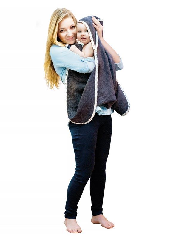 Unipussit sopivat lapselle heti kapalon jälkeen aina taaperoiän yli