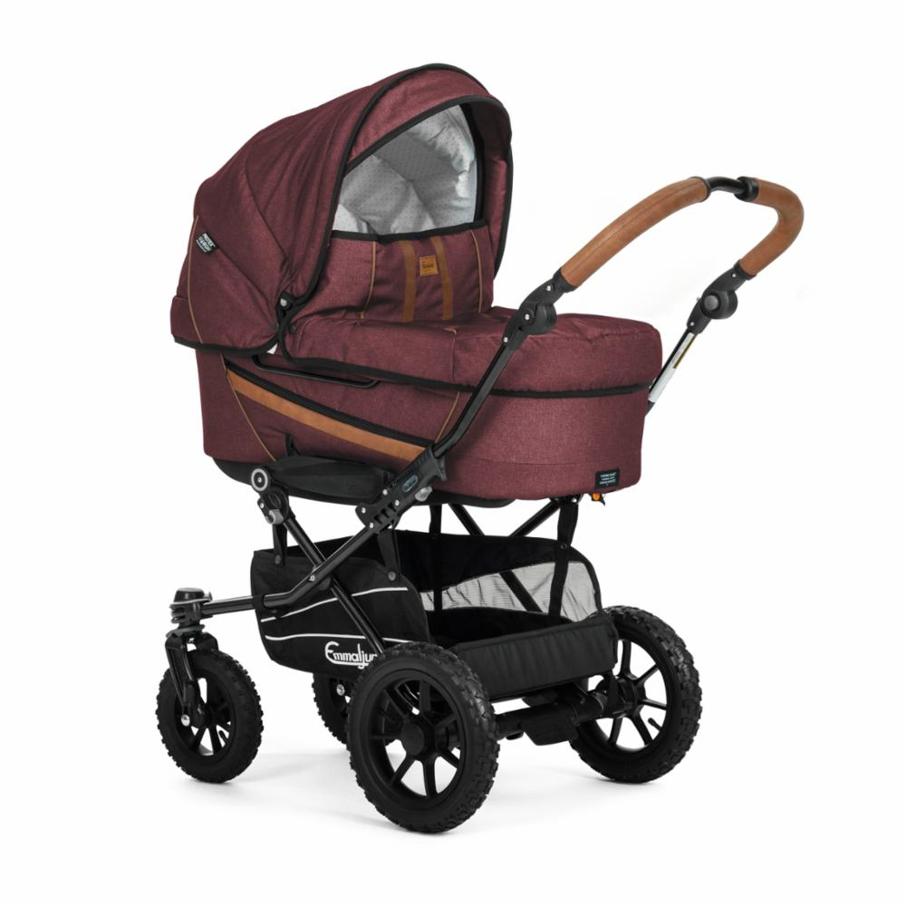 Lastenvaunu Duo Edge 2020, Outdoor Savannah eco