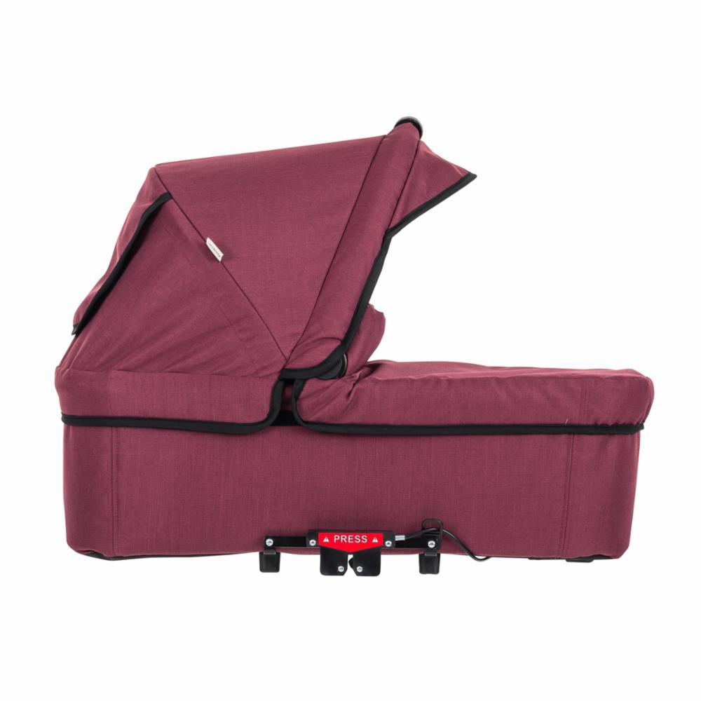 Emmaljunga Super Viking Koppa, Eco Red