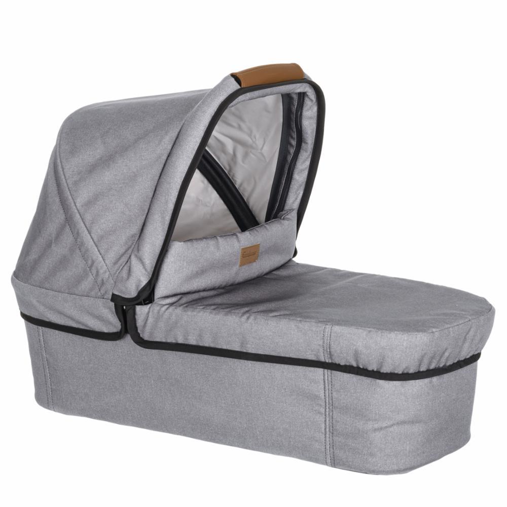 Emmaljunga NXT60F/90F Kantokoppa, Lounge Grey