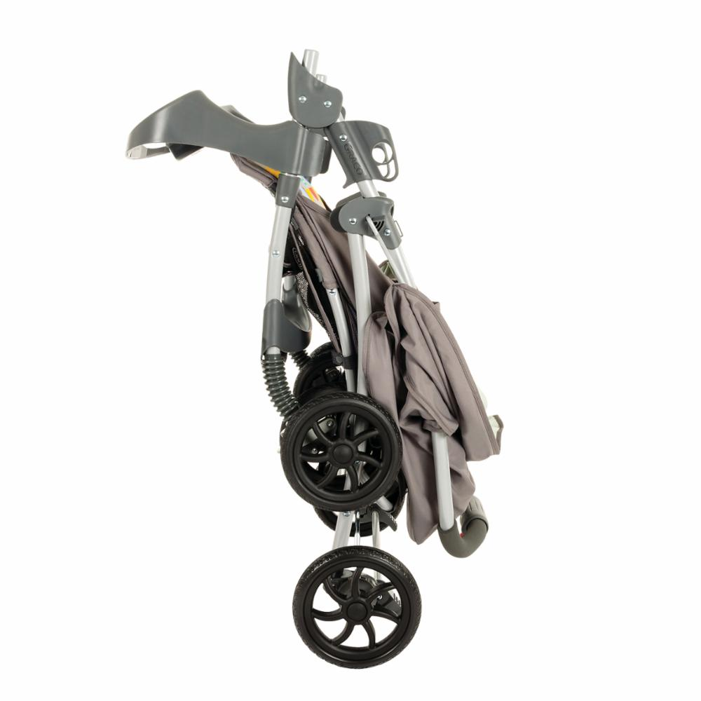 Matkarattaat Graco Mirage, Pop