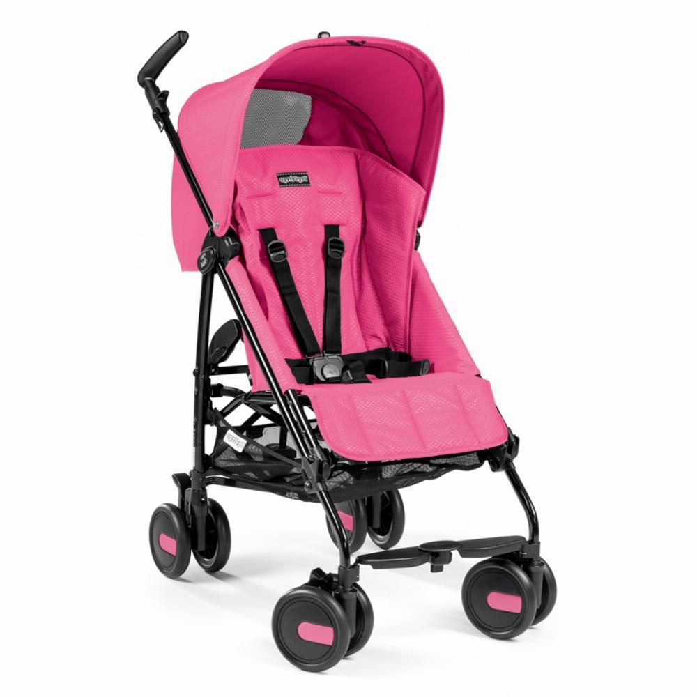 Matkarattaat Peg-Perego Pliko Mini, Mod Pink EB39RO39