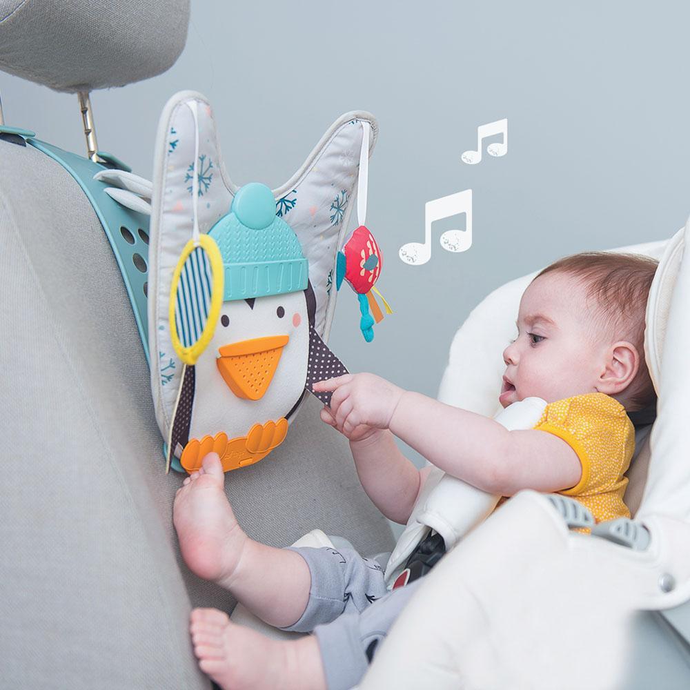 Taf Toys Autolelu Kick&Play Pingviini