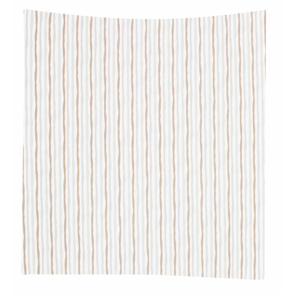 Alvi Hoitoalusta 65*50, 5156 Stripes Beige