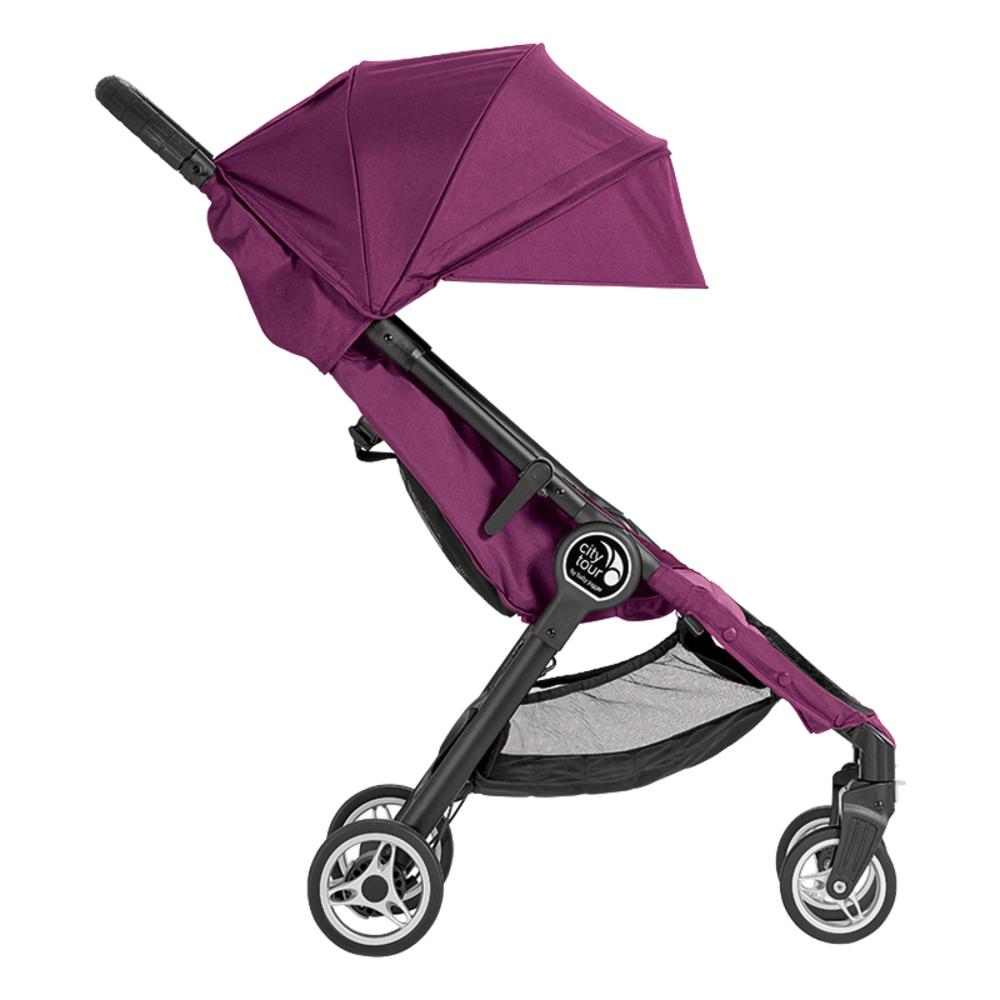 Matkarattaat Baby Jogger City Tour, Violet