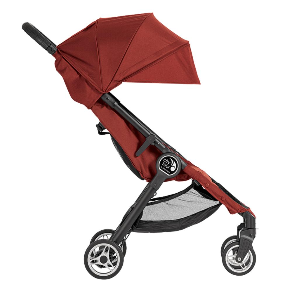 Matkarattaat Baby Jogger City Tour, Garnet