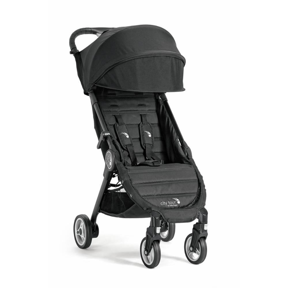 Matkarattaat Baby Jogger City Tour
