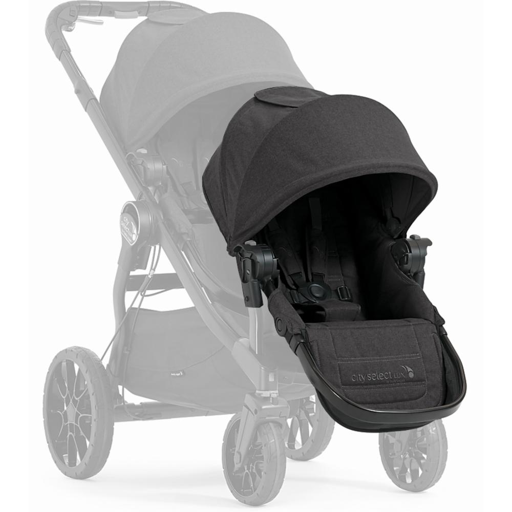 Baby Jogger Select LUX Istuinosa+adapter, Granite