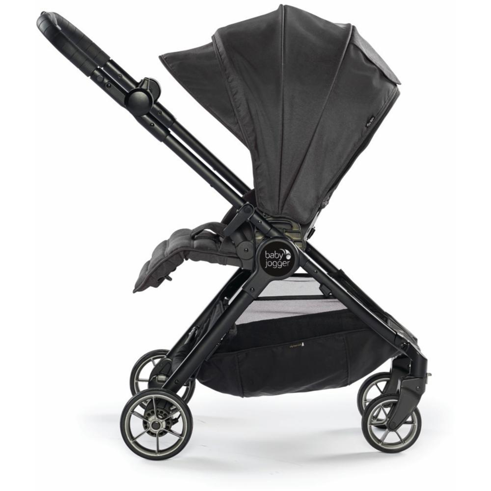 Lastenrattaat Baby Jogger City Tour LUX, Granite
