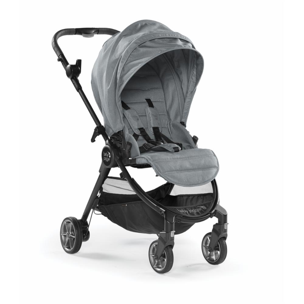Lastenrattaat Baby Jogger City Tour LUX, Slate