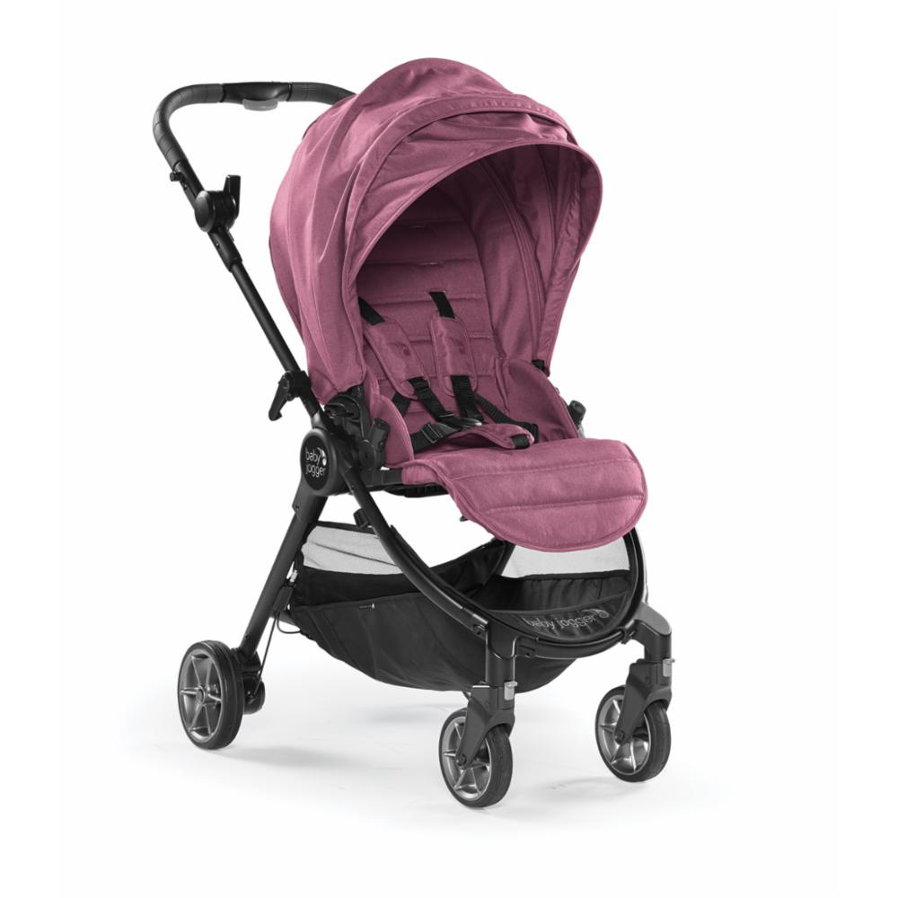 Lastenrattaat Baby Jogger City Tour LUX, Rosewood