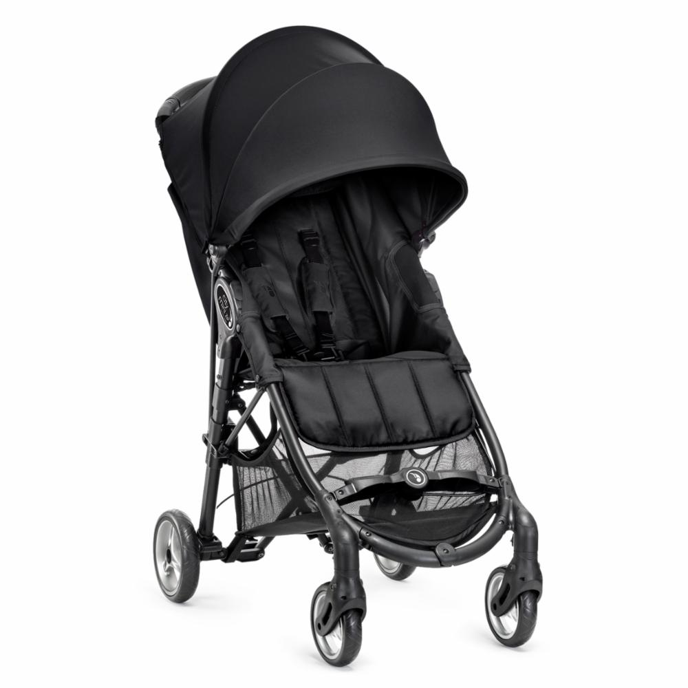 Matkarattaat Baby Jogger City Mini ZIP, Black