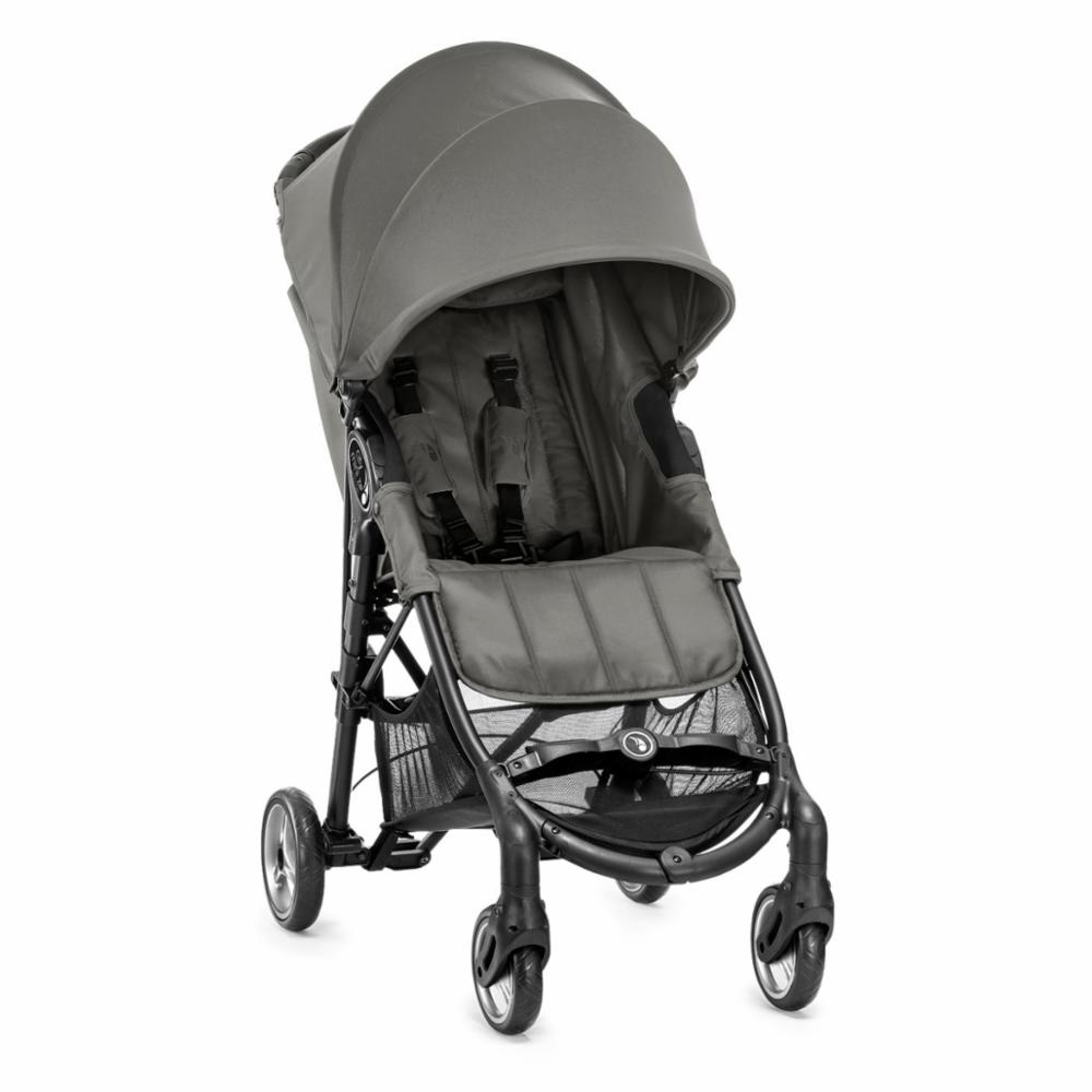 Matkarattaat Baby Jogger City Mini ZIP, Steel/Grey