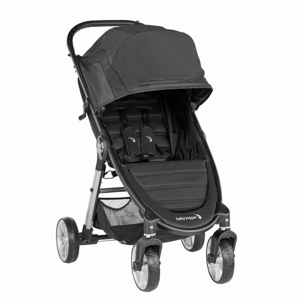 Lastenrattaat Baby Jogger City Mini 2 4 Wheel, Jet