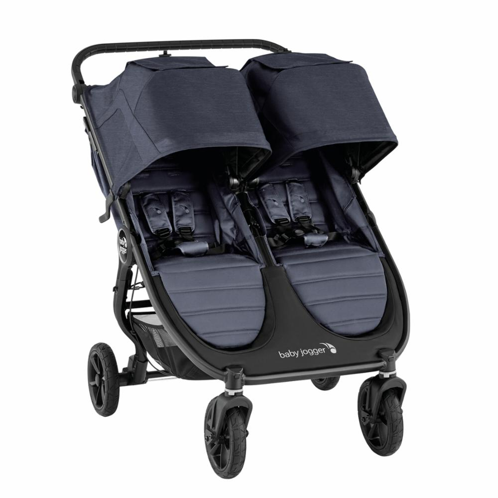 Kaksostenrattaat Baby Jogger City Mini GT 2 Double, Carbon