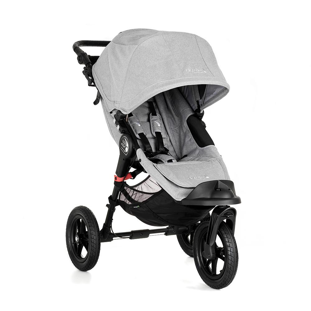 Lastenrattaat Baby Jogger City Elite, Slate