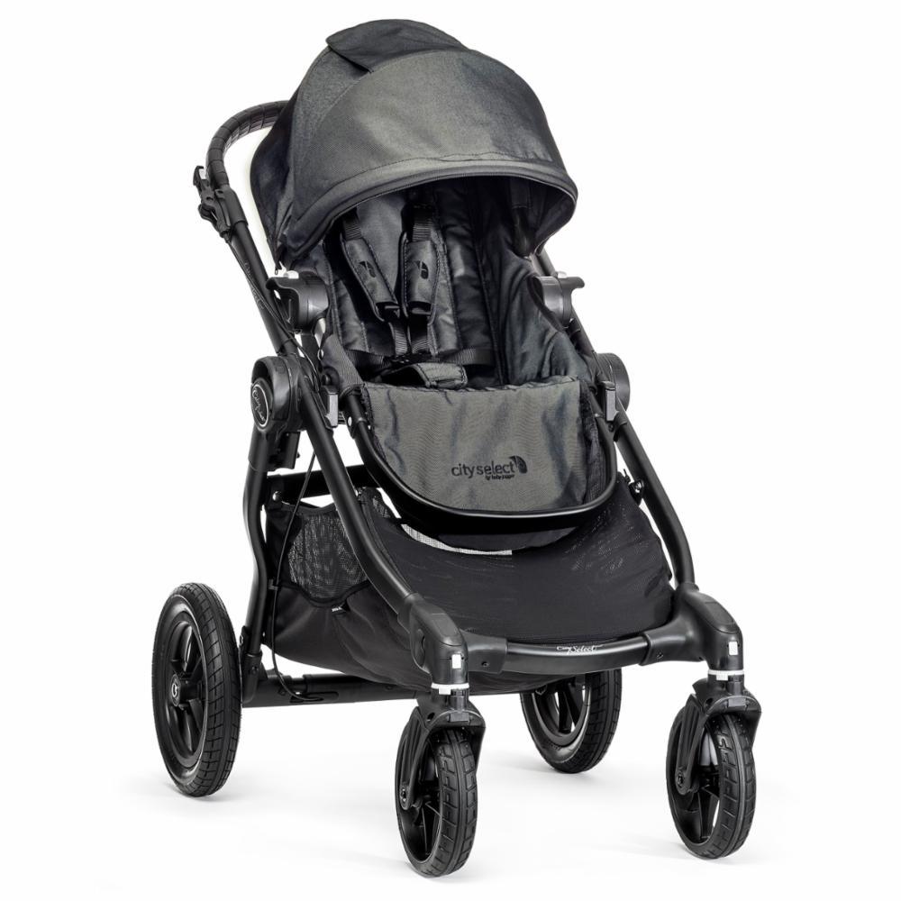 Lastenrattaat Baby Jogger City Select, Charcoal/Denim