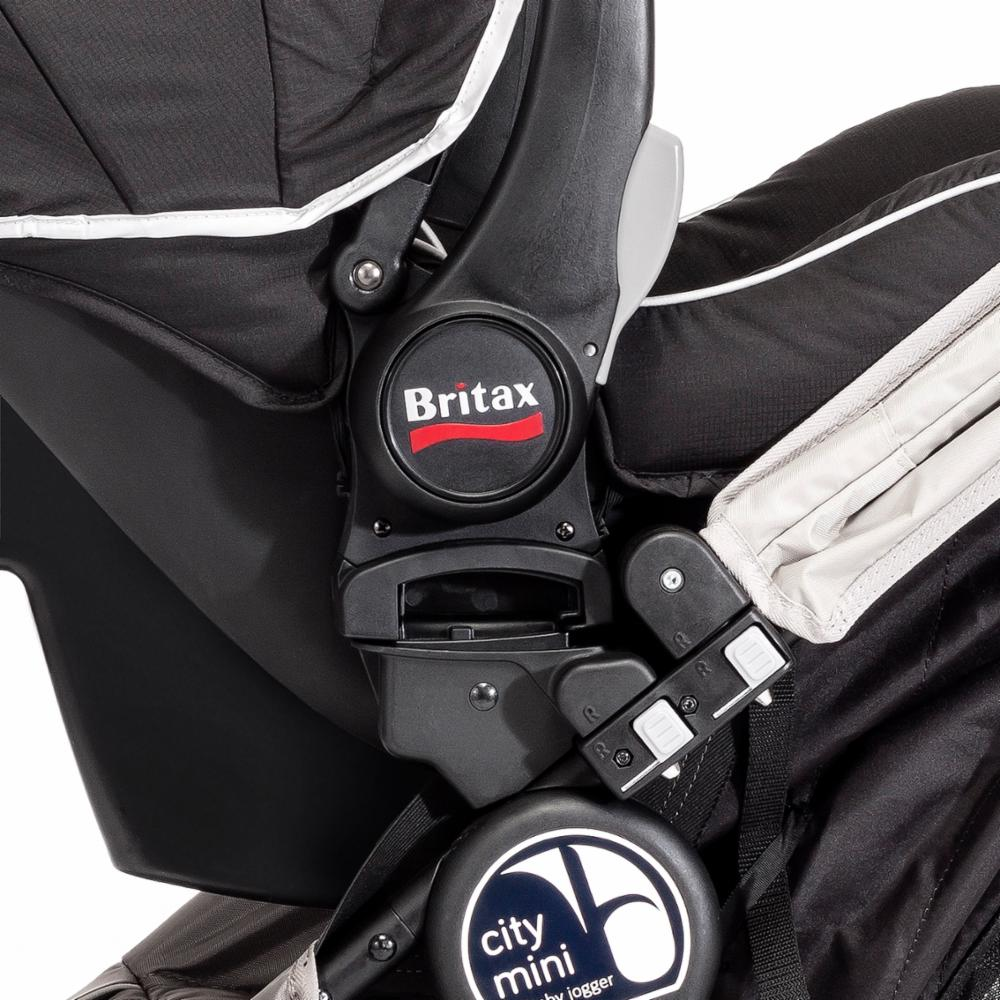 Baby Jogger City Mini kaukaloadapteri Britax
