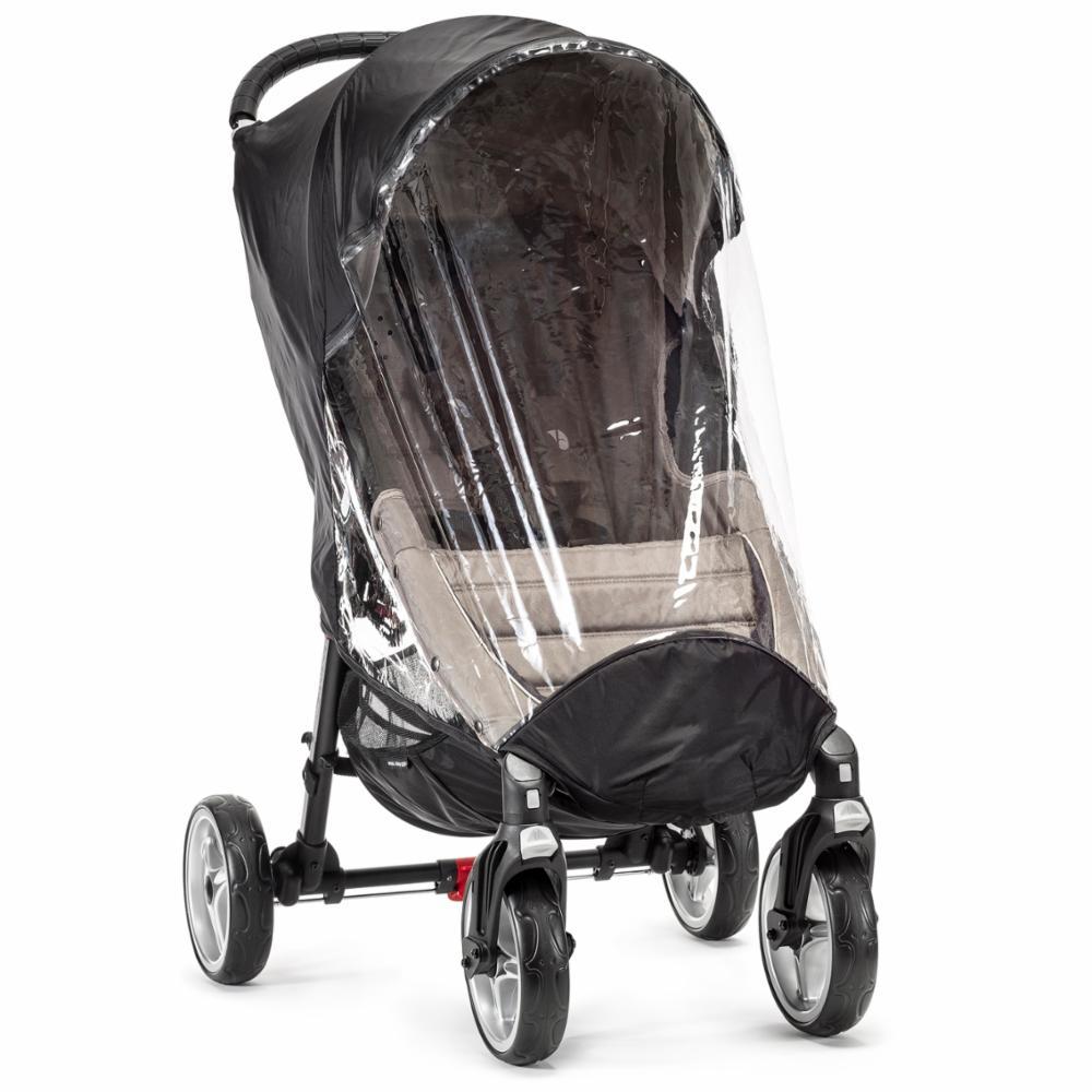 Baby Jogger Mini 4-Pyörä+CityTour LUX  Sadesuoja