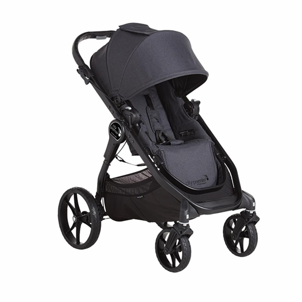 Lastenrattaat Baby Jogger City Premier, Granite