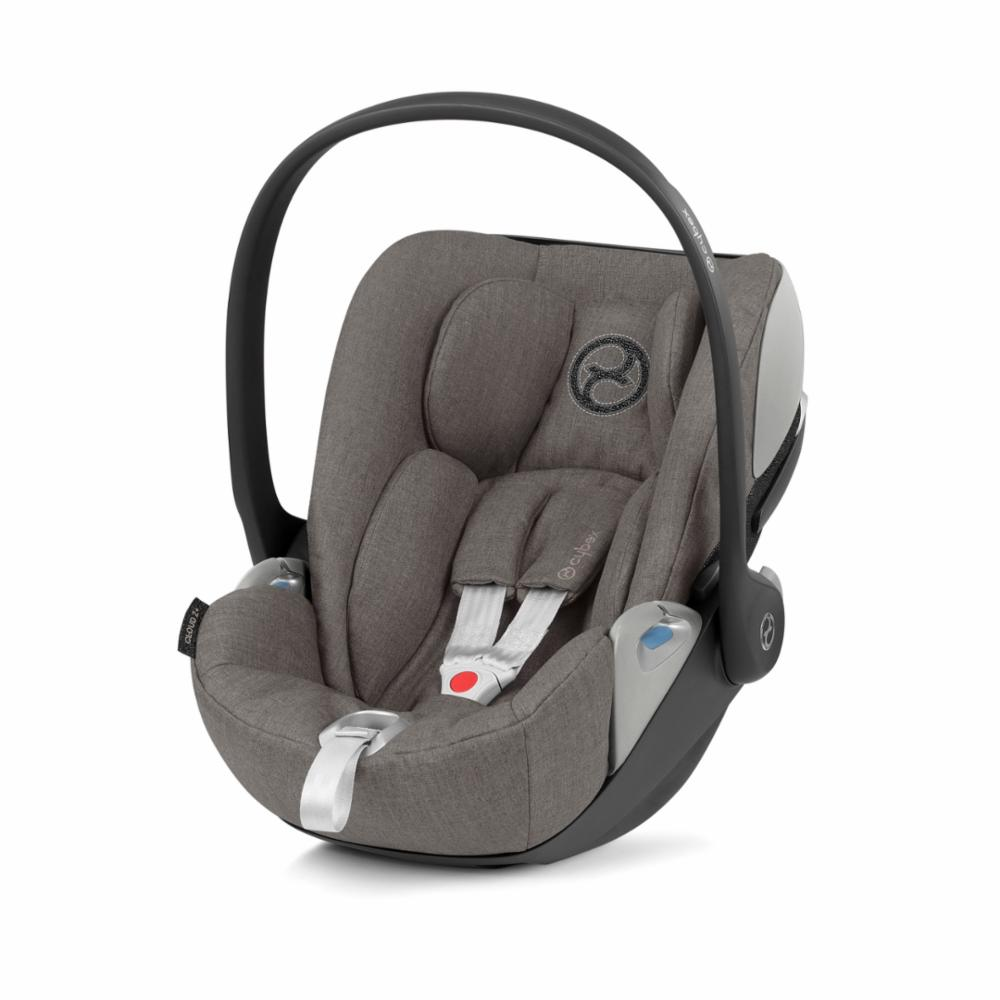 Cybex Cloud Z i-Size Plus, Soho Grey