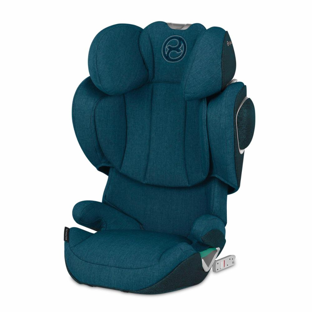 Cybex Solution Z I-Fix Plus, Mountain Blue
