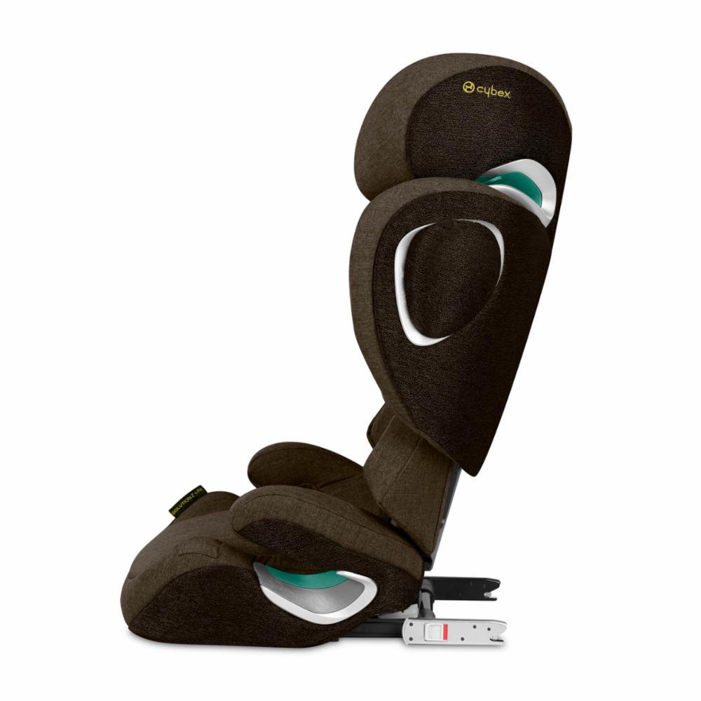 Cybex Solution Z I-Fix Plus, Khaki Green