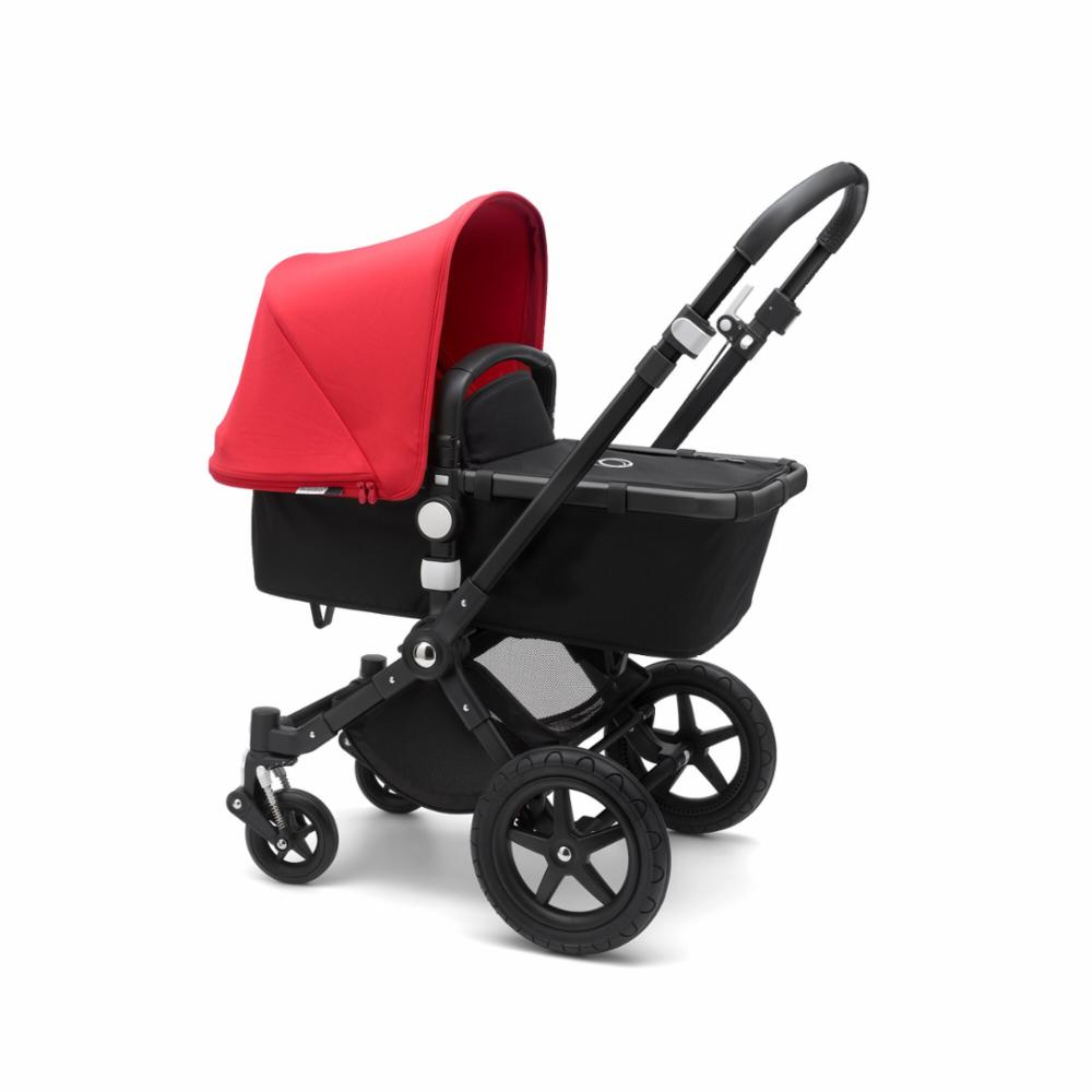 Bugaboo Cameleon3+ Complete, Black/Red