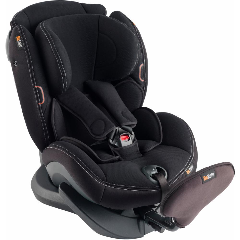 Turvaistuin BeSafe Izi PLUS X1, Black Car Interior