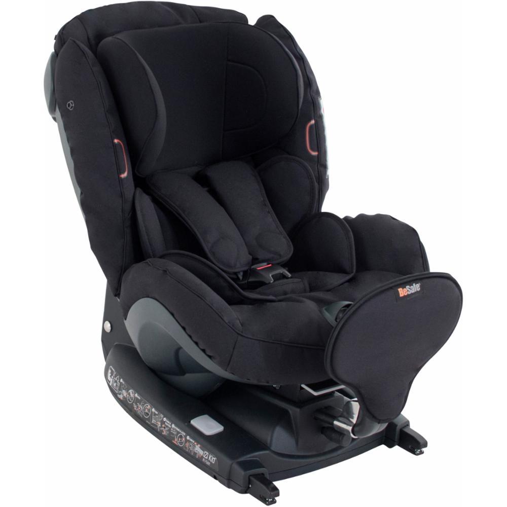 Turvaistuin BeSafe Izi Kid I-Size X2, Fresh Black Cab