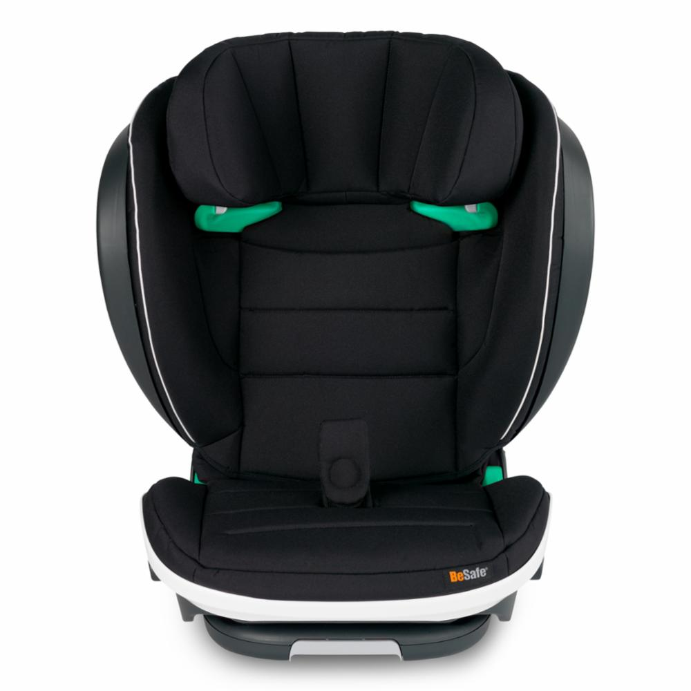 Turvavyöistuin BeSafe Izi Flex Fix i-Size, Fresh Black Cab