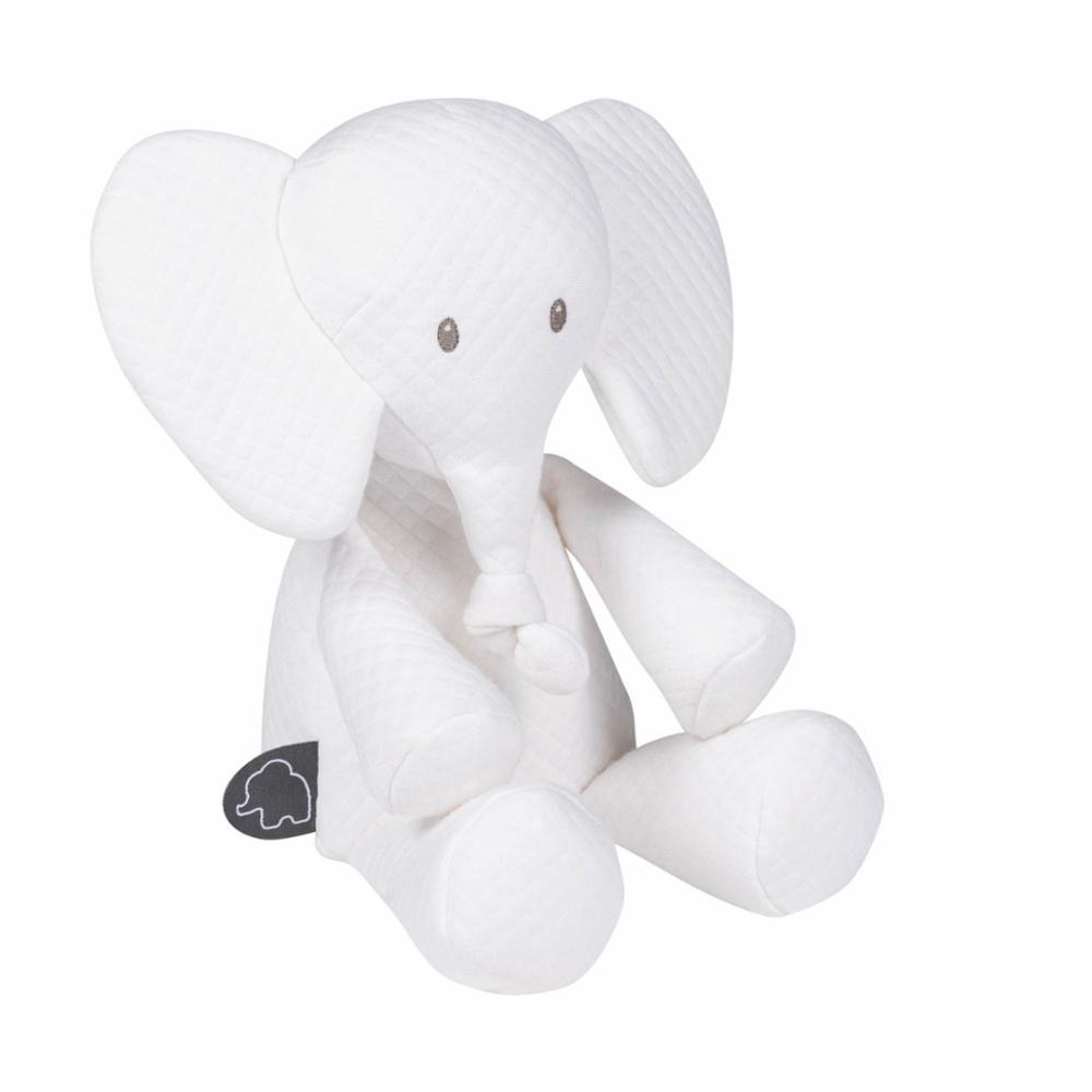 Nattou Pehmo, Tembo Elefantti Valkoinen tikattu
