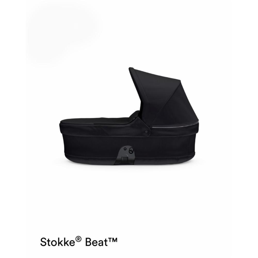 Stokke vaunukoppa Beat, Black