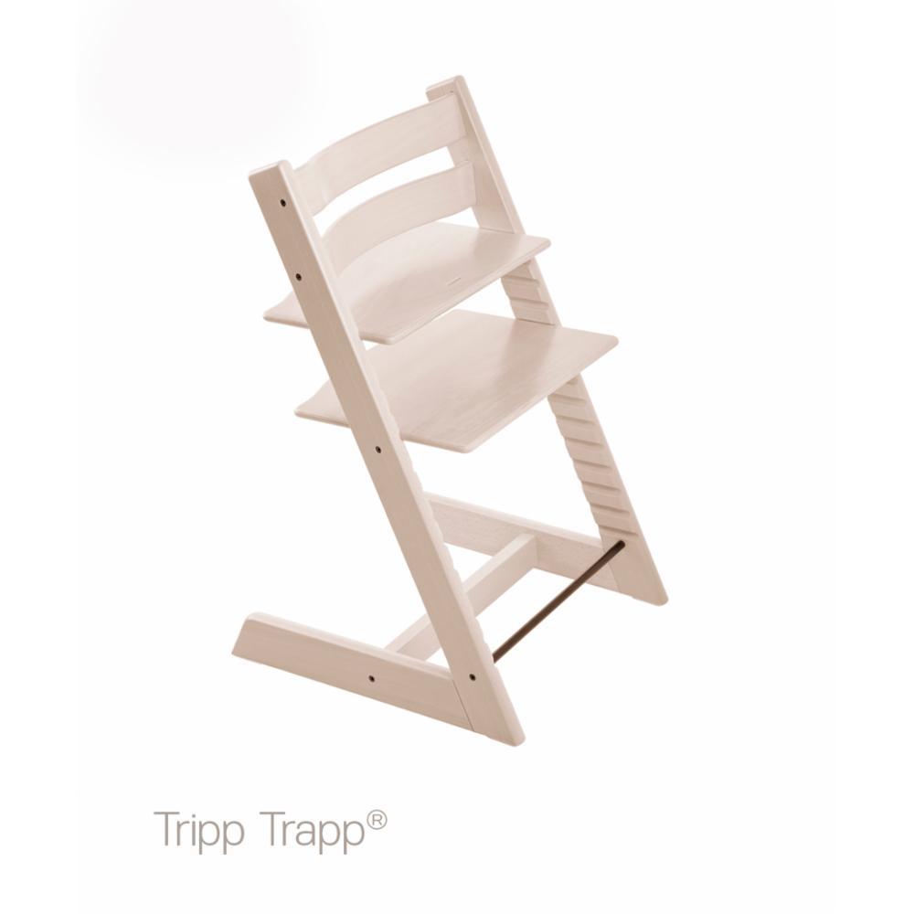 Syöttötuoli Stokke Tripp Trapp, Whitewash