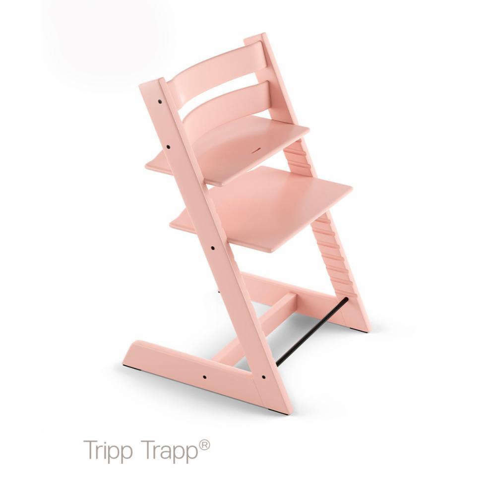 Syöttötuoli Stokke Tripp Trapp, Serene pink