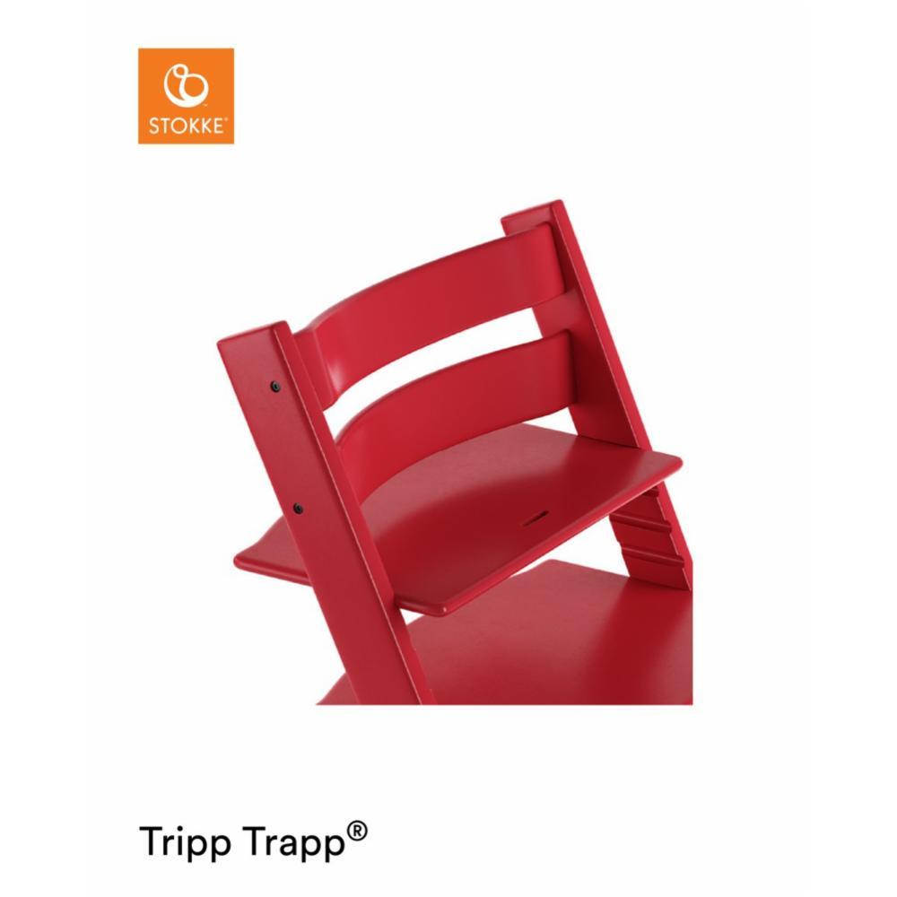 Syöttötuoli Tripp Trapp, Warm red