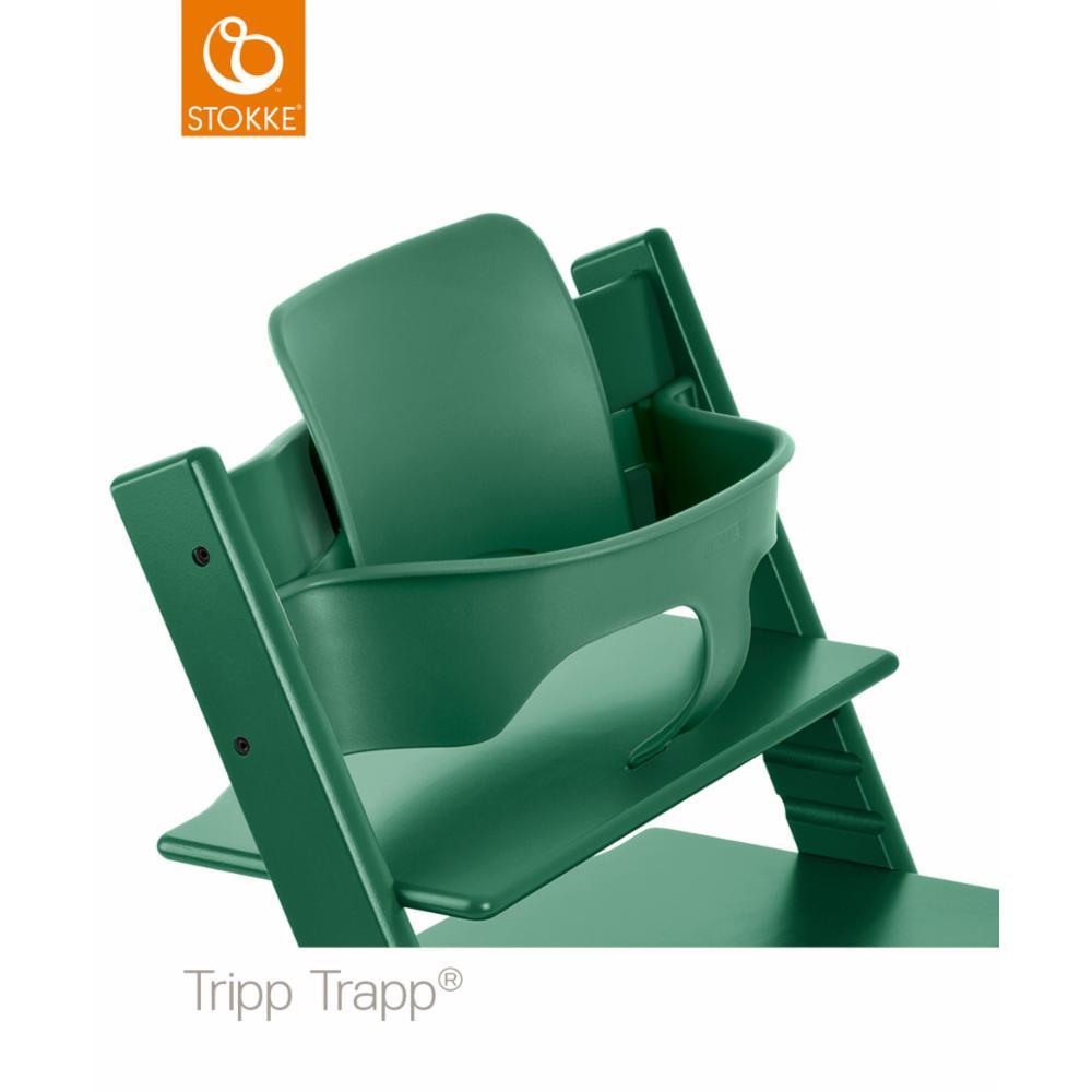 Stokke Tripp Trapp Vauvasetti, Forest green