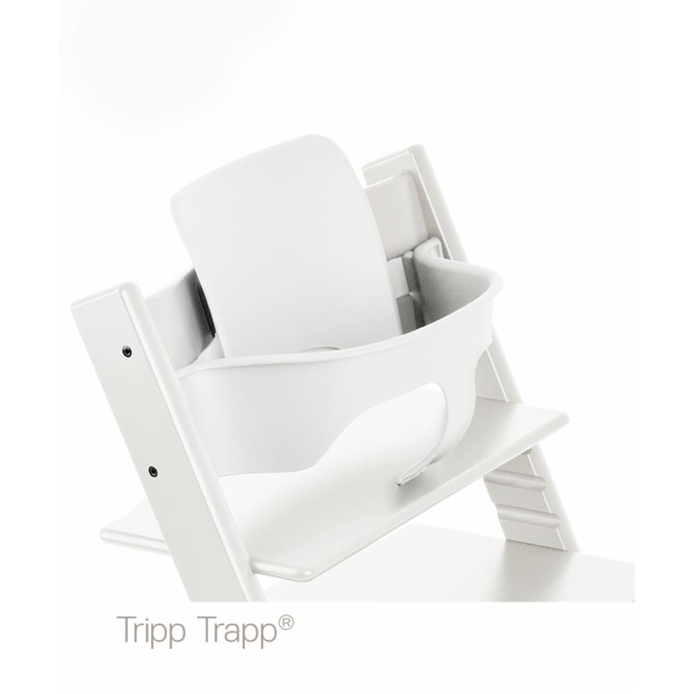 Stokke Tripp Trapp Vauvasetti, Valkoinen