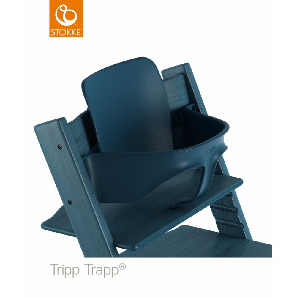 Stokke Tripp Trapp Vauvasetti, Midnight blue
