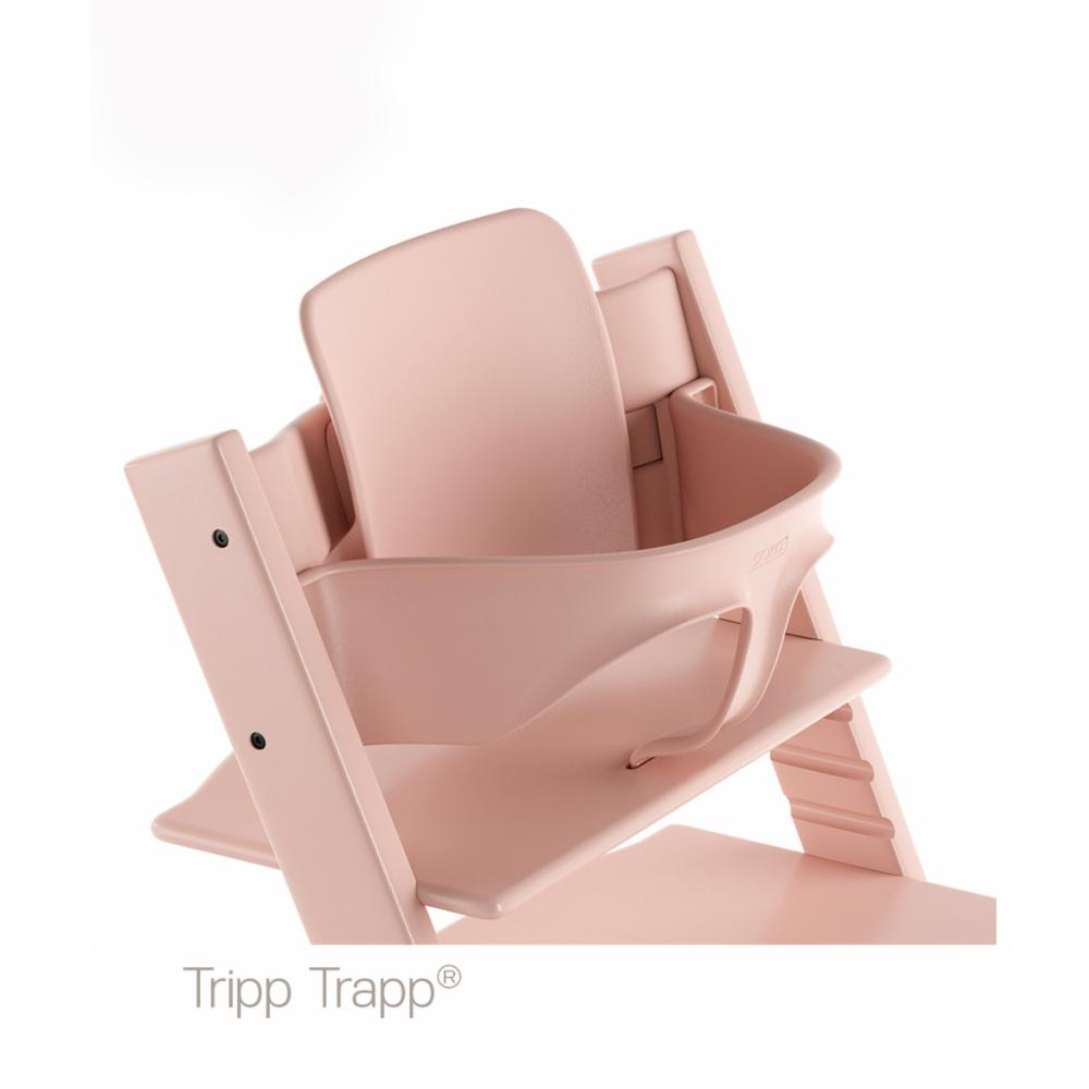 Stokke Tripp Trapp Vauvasetti, Serene pink